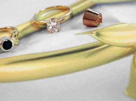 Crest Ring Replicated Original In Museum Avon Ct