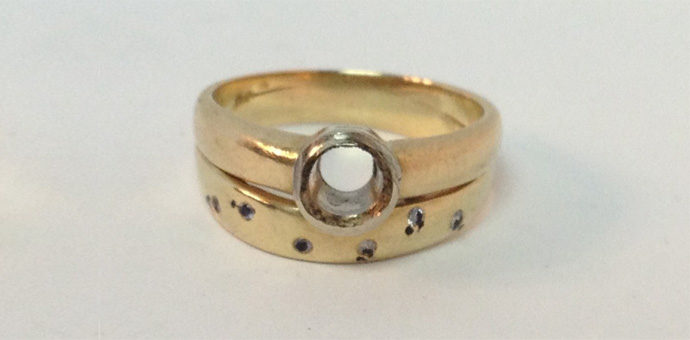 original gold wedding band